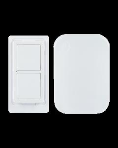 GE mySelectSmart Wireless Remote Lighting Control, White