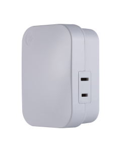 GE mySelectSmart Add-On Wireless Receiver Lighting Control, White